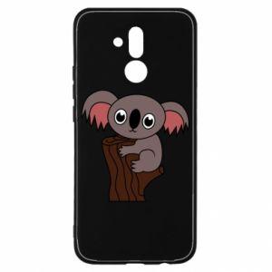 Etui na Huawei Mate 20 Lite Koala on a tree with big eyes