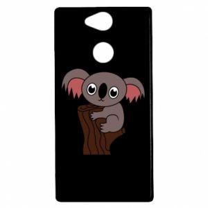 Etui na Sony Xperia XA2 Koala on a tree with big eyes