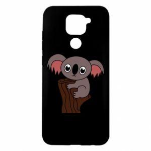 Etui na Xiaomi Redmi Note 9/Redmi 10X Koala on a tree with big eyes