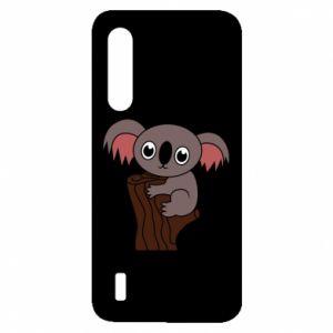 Etui na Xiaomi Mi9 Lite Koala on a tree with big eyes
