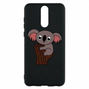 Etui na Huawei Mate 10 Lite Koala on a tree with big eyes