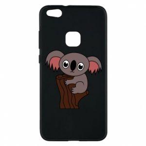 Etui na Huawei P10 Lite Koala on a tree with big eyes