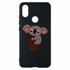 Etui na Xiaomi Mi A2 Koala on a tree with big eyes