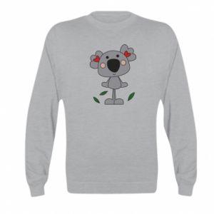 Bluza dziecięca Koala with hearts