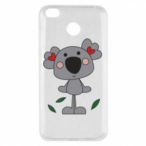 Etui na Xiaomi Redmi 4X Koala with hearts
