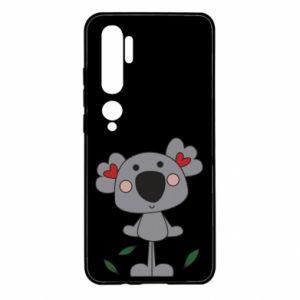 Etui na Xiaomi Mi Note 10 Koala with hearts
