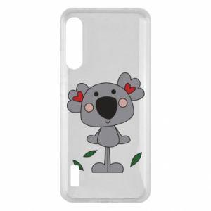 Etui na Xiaomi Mi A3 Koala with hearts