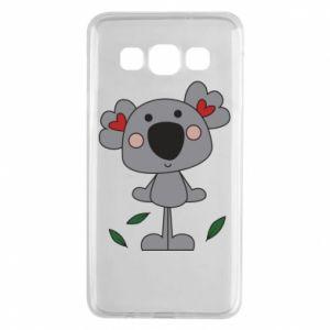 Etui na Samsung A3 2015 Koala with hearts