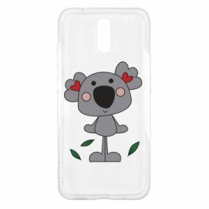 Etui na Nokia 2.3 Koala with hearts