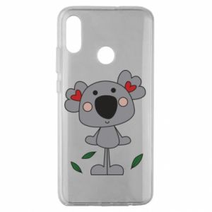 Etui na Huawei Honor 10 Lite Koala with hearts