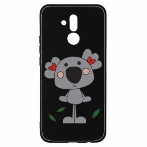 Etui na Huawei Mate 20 Lite Koala with hearts