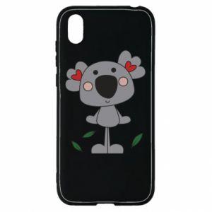 Etui na Huawei Y5 2019 Koala with hearts