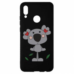 Etui na Huawei P Smart 2019 Koala with hearts