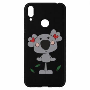 Etui na Huawei Y7 2019 Koala with hearts