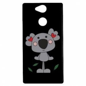 Etui na Sony Xperia XA2 Koala with hearts