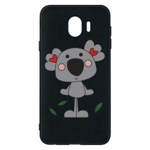 Etui na Samsung J4 Koala with hearts