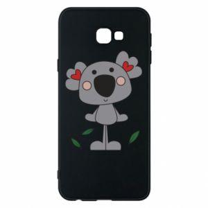 Etui na Samsung J4 Plus 2018 Koala with hearts
