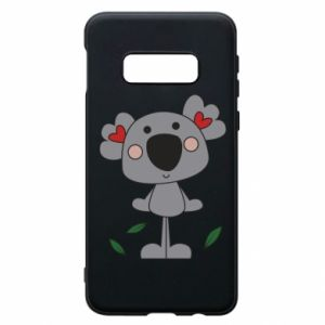 Etui na Samsung S10e Koala with hearts