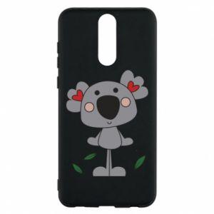 Etui na Huawei Mate 10 Lite Koala with hearts