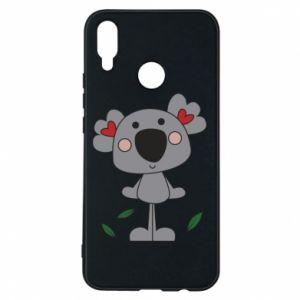 Etui na Huawei P Smart Plus Koala with hearts