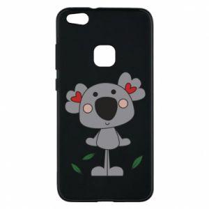 Etui na Huawei P10 Lite Koala with hearts