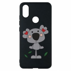 Etui na Xiaomi Mi A2 Koala with hearts