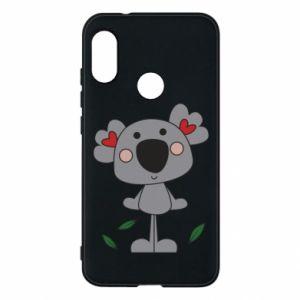 Etui na Mi A2 Lite Koala with hearts