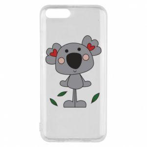 Etui na Xiaomi Mi6 Koala with hearts