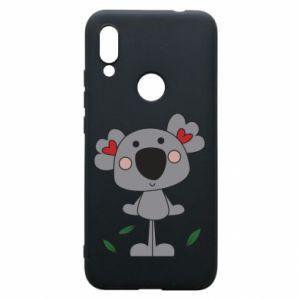 Etui na Xiaomi Redmi 7 Koala with hearts
