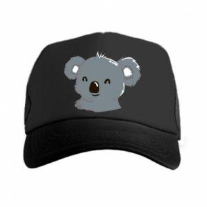 Czapka trucker Koala - PrintSalon