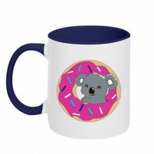 Two-toned mug Koala
