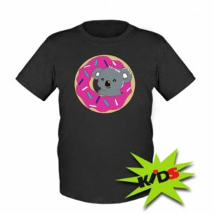 Dziecięcy T-shirt Koala