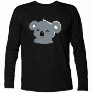 Koszulka z długim rękawem Koala - PrintSalon