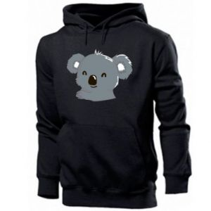 Men's hoodie Koala