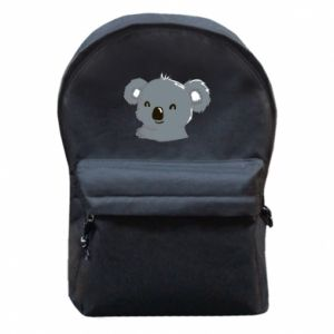 Backpack with front pocket Koala