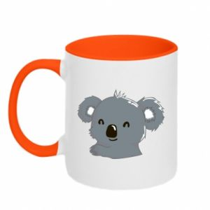 Two-toned mug Koala