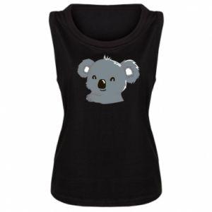 Women's t-shirt Koala