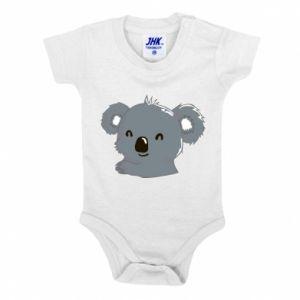 Baby bodysuit Koala