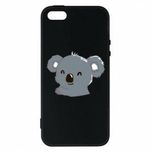 Etui na iPhone 5/5S/SE Koala - PrintSalon