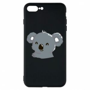 Etui na iPhone 8 Plus Koala - PrintSalon