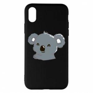 Etui na iPhone X/Xs Koala - PrintSalon