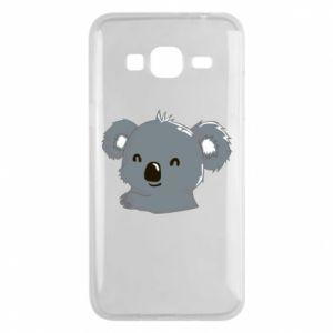 Etui na Samsung J3 2016 Koala - PrintSalon