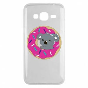 Etui na Samsung J3 2016 Koala