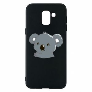 Etui na Samsung J6 Koala