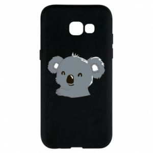 Etui na Samsung A5 2017 Koala - PrintSalon