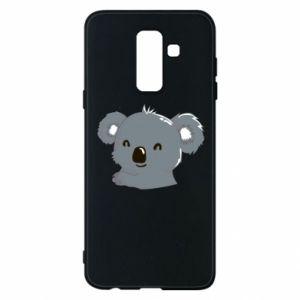 Phone case for Samsung A6+ 2018 Koala