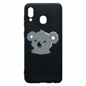 Phone case for Samsung A20 Koala