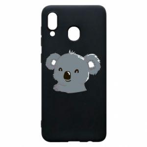 Etui na Samsung A30 Koala - PrintSalon