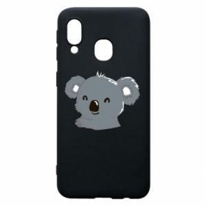 Etui na Samsung A40 Koala - PrintSalon