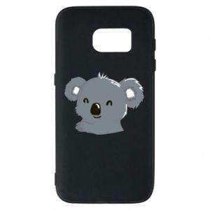 Etui na Samsung S7 Koala - PrintSalon